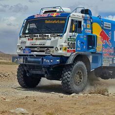 Dakar 2016 #Bolivia