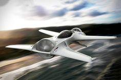 DeLorean Aerospace Flying Car