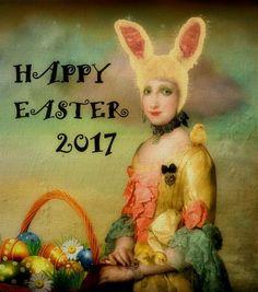 https://flic.kr/p/TC86ew | Happy Easter 2017 | Elements:  Itkupilli Imagenarium @ Mischief Circus.