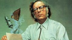 "Isaac Asimov is famous for his work in science fiction, but did you know he also wrote mystery novels? Follow the link attached to this image to check out a review of Asimov's ""The Death Dealers"". Be sure to 'like', share and leave a comment."