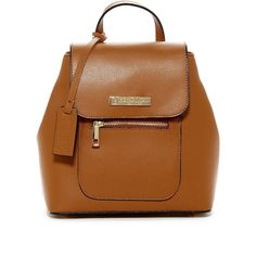 Persaman New York Fiona Leather Tote ($120) ❤ liked on Polyvore featuring bags, handbags, tote bags, coffee, brown leather purse, leather totes, brown purse, genuine leather tote and tote purses
