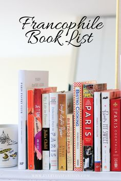 Francophile Holiday Gift Guide: The Book Lover — Every Day Parisian I Love Books, Books To Read, French Language Lessons, Italian Phrases, I Love Paris, I Love Reading, What To Read, Book Nooks, Learn French