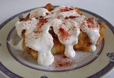 Gánica (Dödölle) Hungarian Recipes, Hungarian Food, Veggies, Pudding, Favorite Recipes, Vegan, Breakfast, Desserts, Hungary