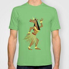 Hawaiian Hula Unicorn T-shirt