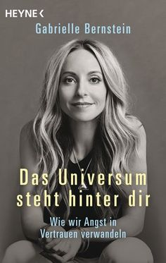 """Read """"The Universe Has Your Back Transform Fear to Faith"""" by Gabrielle Bernstein available from Rakuten Kobo. In The Universe Has Your Back, New York Times best-selling author Gabrielle Bernstein teaches readers how to transform t. Good Books, Books To Read, My Books, New Age Books, Guided Meditation, Meditation Books, Mindfulness Books, Gabrielle Bernstein, Affirmations Positives"""