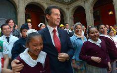 El Gobierno de la República seguirá trabajando con toda la sociedad para que México desarrolle su enorme potencial: Enrique Peña Nieto