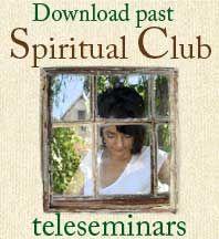 Download Past Spiritual Club Teleseminars    Join Spiritual Club - ToriHartman.com