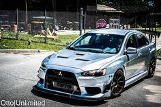 Günün+Fotoğrafı+|+Mitsubishi+Evo+X