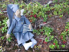 Murusia: Enkelin siipien havinaa
