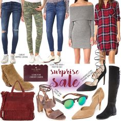 Surprise Shopbop Sale! Adoubledose.com