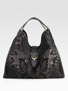 Gucci - Soft Stirrup Large Hobo -
