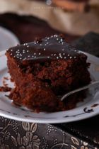 Black Big Sheet - Blanche cake with cocoa and jam, covered with chocolate glaze Polish Desserts, Polish Recipes, Cake Recipes, Dessert Recipes, Food Cakes, How Sweet Eats, Cake Cookies, Kids Meals, Good Food