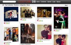 Costume DB, una red social para compartir y votar los mejores disfraces