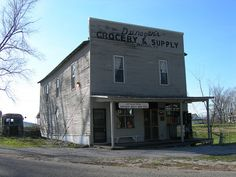 my grandfather's old country store. will always be one of my favorite places in the world