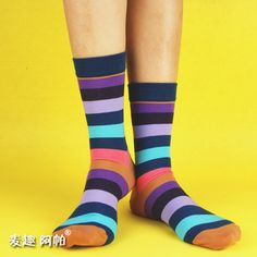2013 new style all cotton men colorful socks brand man socks , men sock , cotton sock Free Shipping-inSocks from Apparel & Accessories on Aliexpress.com