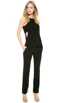 A.L.C. Landon Jumpsuit | SHOPBOP