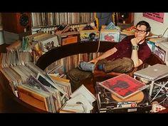 P L A T T E N K R E i S E L on https://youtu.be/EmCLKBJSA3g /// thumb-pic by Frank Bauer /// circular record shelf, plattenregal, atomic cafe, panatomic, records, ufo, rod skunk, vinyl, furniture, luxury, raregroove, crate digging, crate digger, record collection, record collector, record nerd, record store, turntable, shelfie, dj booth, danish modern, mad men style, space age, vinyl collector, vinyl collection, vinyl community, vinyl addict, vinyl freak, vinyl record storage…