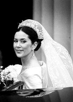 anythingandeverythingroyals:  Crown Princess Mary, 2004