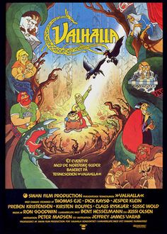 In fact, he was the original voice of Thor in the German dubs in the Danish 1986 animated film Valhalla, and of King Haggard in both the English and German dubs of the 1982 animated adaptation of The Last Unicorn.