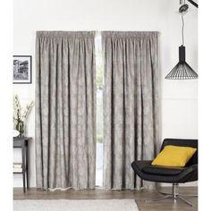 Wilson Fabrics Formosa Pencil Pleat Curtains