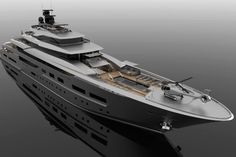 Zuccon SuperYacht Design unveils Teti, which reimagines what an upper deck should be.