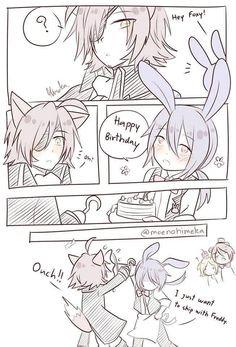 Happy Birthday Foxy!