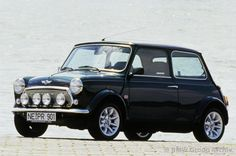 Mini Classic SE, June 1997. Special Edition based on Mini 1.3i. Picture © BMW Group Archive