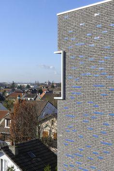Construction de 225 logements à Sevran - 2/3/4/ architecture - photo Nicolas Fussler