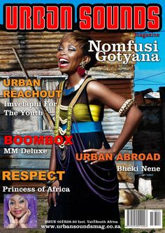 Urban Sounds Magazine  South Africa's Number One Music & Entertainment Magazine