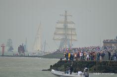 #sail 2013 vlootschouw door Sjaak Verherbrugge