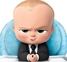 Meet 'The Boss Baby' in his First-Ever Trailer and Poster - Reel Advice Movie Reviews