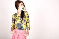 Boden Eliza Skirt & Grace Skirt. #SS15