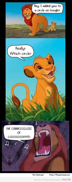 Lion King and #SocialMedia