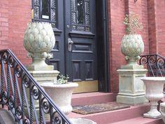 South Boston Entrance