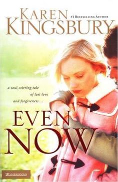 This is the first Karen Kingsbury book I ever read and fell in love with her writing! I definitely recommend her books to anyone who needs inspiration!