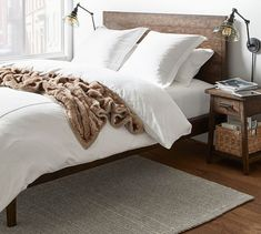 Shop Pottery Barn for expertly crafted apartment bedroom furniture. Browse our selection of apartment furniture and find beds, nightstands and more. Small Furniture, High Quality Furniture, Handmade Furniture, Small Rooms, Small Spaces, Fresco, Hippie Style Rooms, Villa, Small Room Design