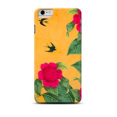 VirguCase Camélias 2 by Benedita Feijó para iPhone 6 Plus