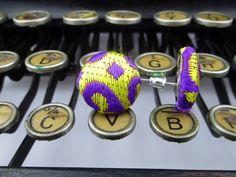 Un preferito personale dal mio negozio Etsy https://www.etsy.com/it/listing/503747689/orecchini-rivestiti-in-stoffa-modello