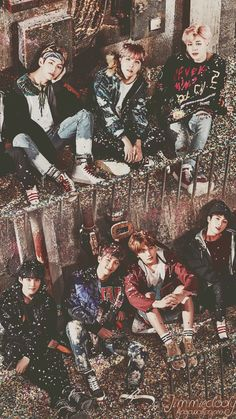 #BTS #YOU_NEVER_WALK_ALONE #WALLPAPER