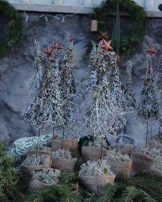 Piazzanblogg Foto och styling Pernilla.N Egengjorda julträd. #piazzan  #photobypernilla #jul #christmas