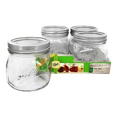 ball 4 oz mason jars. 15 fun mason jars in all shapes, sizes, and colors ball 4 oz