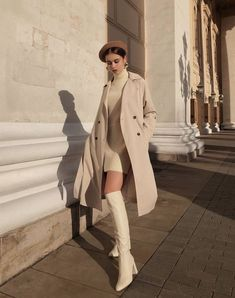 Winter Fashion Outfits, Look Fashion, Korean Fashion, Winter Outfits, Autumn Fashion, Spring Fashion, French Fashion, Looks Chic, Looks Style