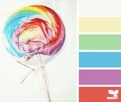 swirled sweet