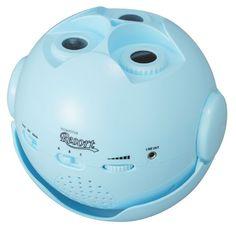 HOMESTAR Resort Home Planetarium Star & Sound Projector BLUE from JAPAN 763 #SEGATOYS