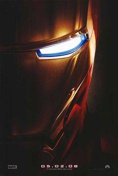 Iron Man. Nuff said.