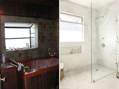 Antes e Depois: Dicas de reforma de banheiros e lavabos | bim.bon