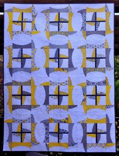 Love this Quilt using the Quick Curve Ruler