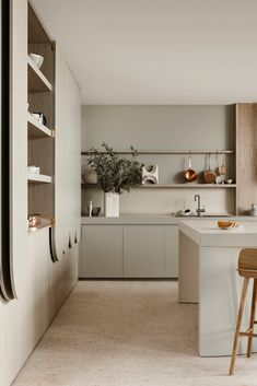 Interior Desing, Interior Modern, Interior Design Kitchen, Küchen Design, Layout Design, House Design, Kitchen Cabinet Design, Modern Kitchen Design, Kitchen Cabinetry