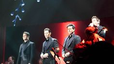 "IL DIVO ""Time To Say Goodbye"" @ Sheffield Arena 07.04.12 Live HD"