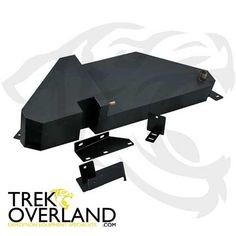Left hand side - Extra fuel tank for the Land Rover Defender Up to extra fuel. Will Fit: Land Rover Defender (Left Wheel Arch) Shipping Dimensions: x x Shipping Weight: 19 kg Land Rover Defender 110, Landrover Defender, Defender 90, Front Runner, Big Bird, Ideas, Thoughts